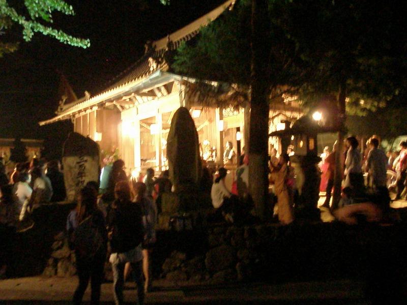 ほたる舞う・鎮守の杜で・コンサート/第16回奥久谷ほたる祭り♪の画像