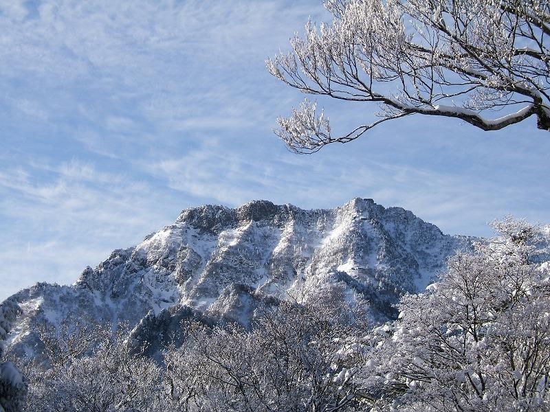 石鎚山/成就地区の冬イベントに(^^)/の画像