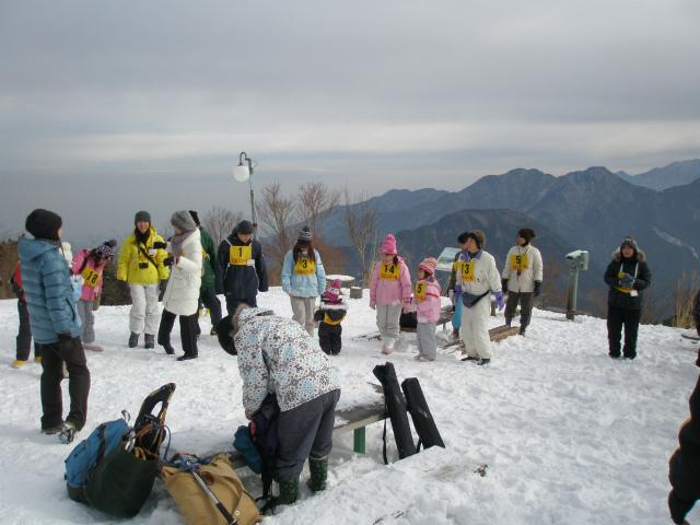 ーイベント情報ー石鎚山 氷点下の森の自然観察・雪遊び(^^)/の画像