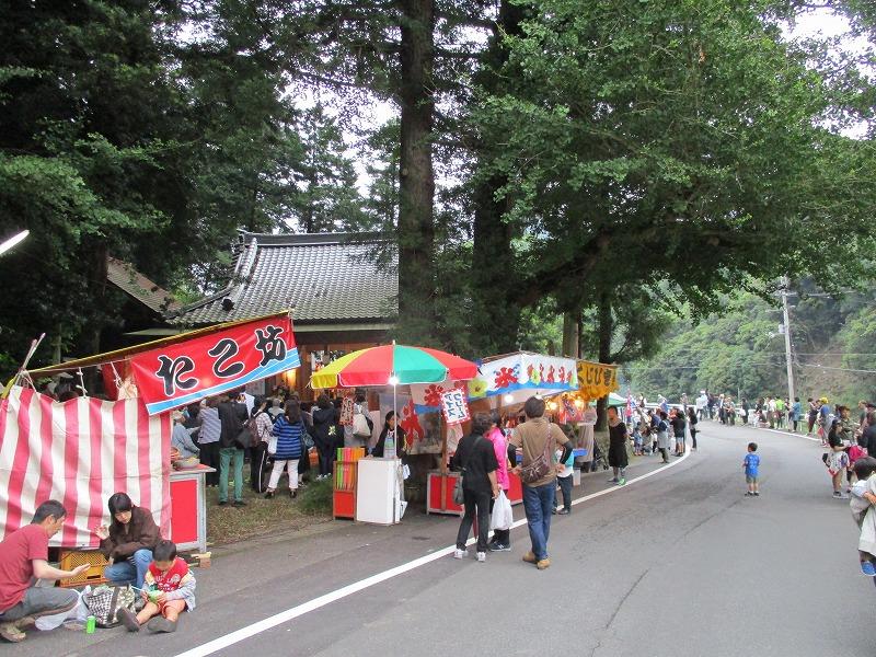 第18回 奥久谷ほたる祭りの画像
