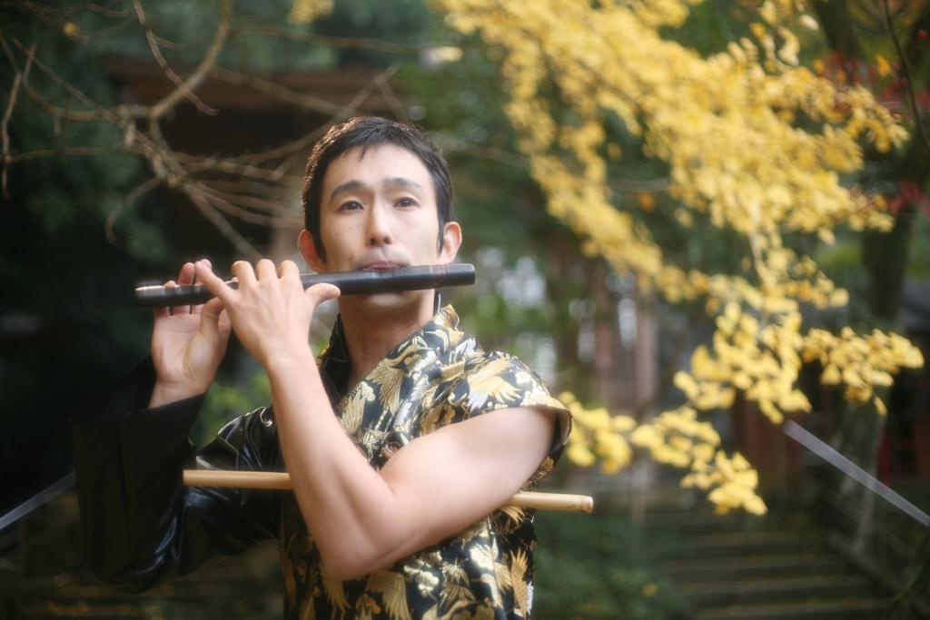 第31回 浄明院 牡丹まつり/阿部一成 篠笛コンサートの画像