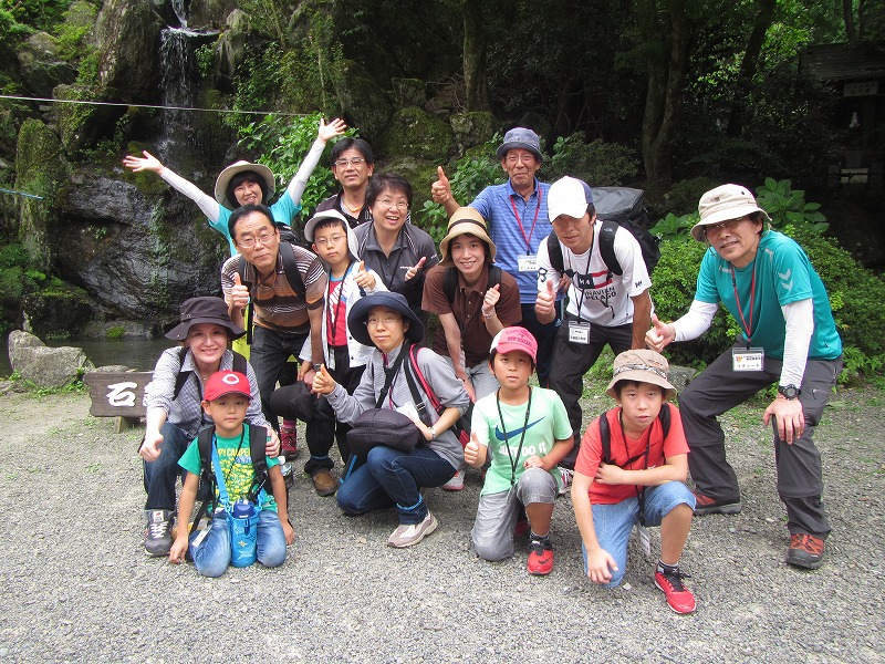 石鎚森の学校2018夏☆ブナの森の自然観察会☆松山発残り6名で定員の画像