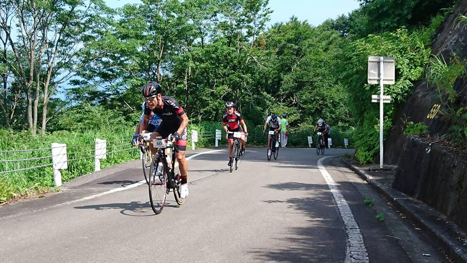 第8回石鎚山ヒルクライム開催に伴う交通規制についての画像