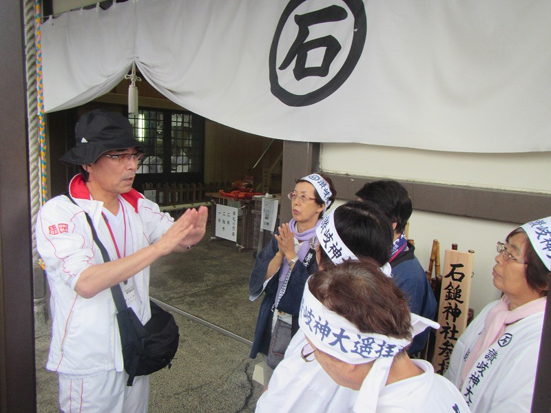 お山開き案内人/7月1日~9日の画像