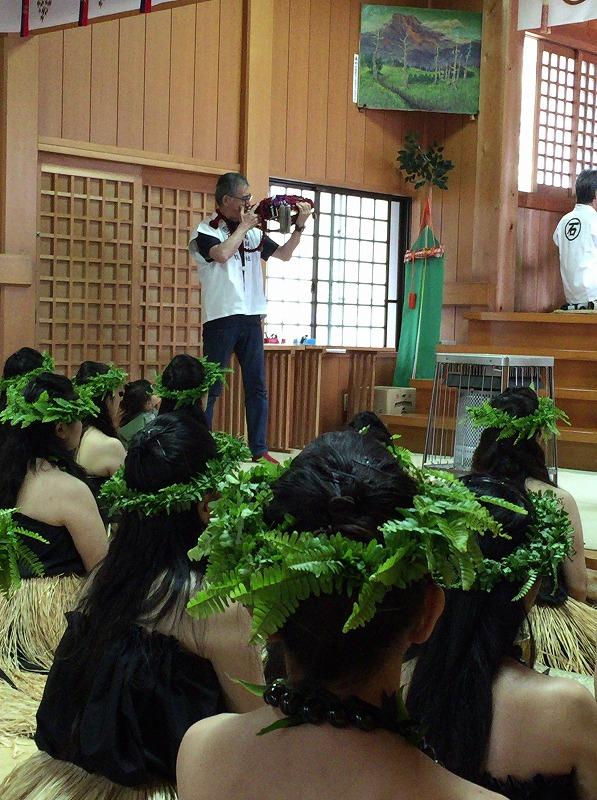 古典フラ/カヒコ奉納式報告(6月23日)の画像