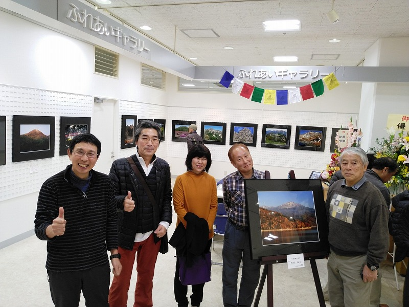 第28回 くもの会写真展/1月28日報告の画像